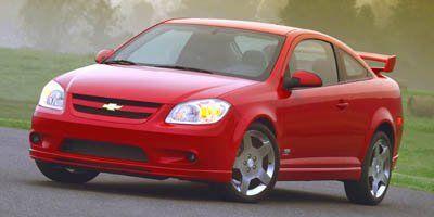 2007 Chevrolet Cobalt SS (Ultra Silver Metallic)