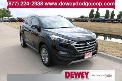 2017 Hyundai Tucson Eco (Black Noir Pearl)