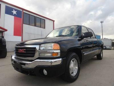 2004 GMC Sierra 1500 SLE Crew Cab Short Bed 2WD (CALL 281-781-7025 TODAY)