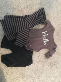 BabyGap 0-3 month outfit