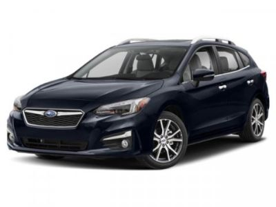 2019 Subaru Impreza Limited (Dark Blue Pearl)