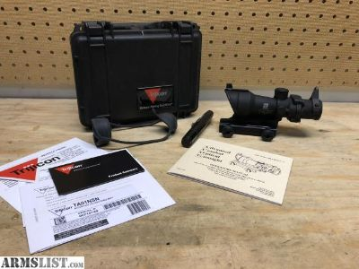 For Sale/Trade: Trijicon ACOG M4A1