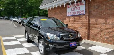 2005 Lexus RX 330 Base (Black Onyx)