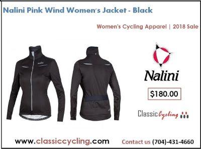 Nalini Women's Cycling Winter Jacket at classiccycling.com
