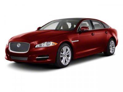 2012 Jaguar MDX Supercharged (Polaris White)