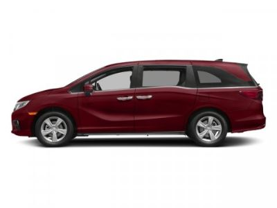2018 Honda Odyssey EX-L (Deep Scarlet Pearl)