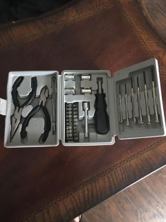 Small set of tools