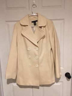 Size 8 New York and Company winter coat