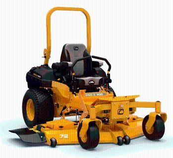 2017 Cub Cadet Pro Z 972L KW Commercial Mowers Lawn Mowers Mandan, ND
