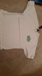 New 3X white Rocawear short sleeve shirt