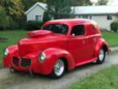 1940 Willys Other 1940 Willy's Sedan Delivery Street Rod