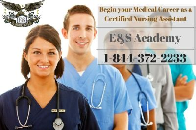 Join our 4 week CNA program now !