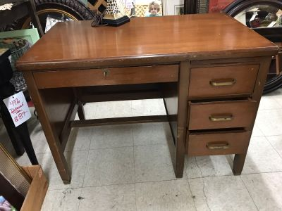 Vintage Desk great condition a few bumps through the years