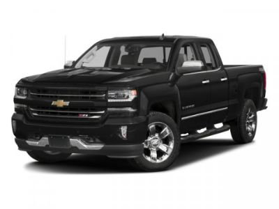 2018 Chevrolet Silverado 1500 LTZ (Red Hot)