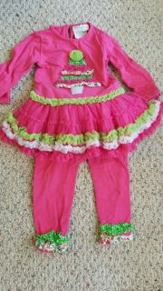 2T Christmas outfit