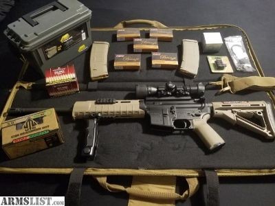 For Sale: DPMS Panther Arms AR-15