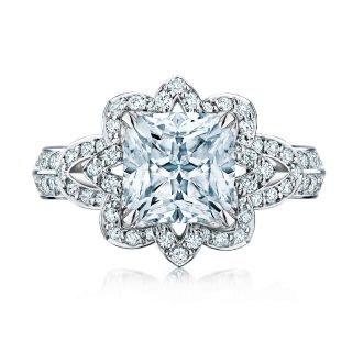Birks .97 carat diamond