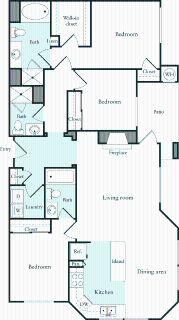 3 bedroom in Hillsdale