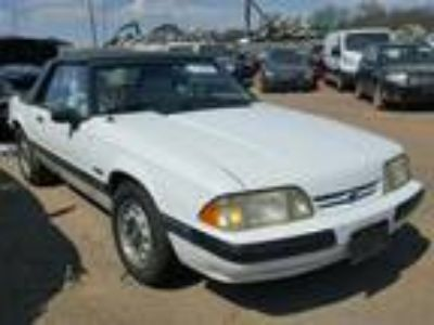 1989 Ford Mustang LX GT