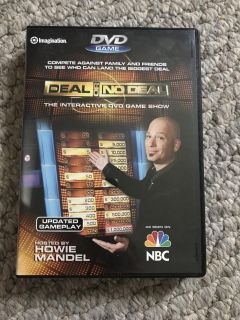 DVD Game - Deal or No Deal