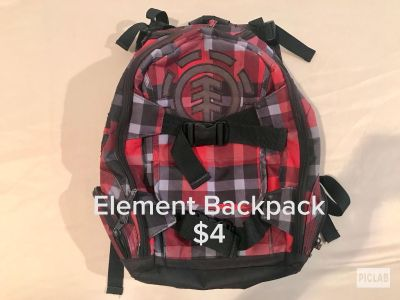 Boys Small Backpack - Element