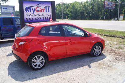 2011 Mazda Mazda2 Touring (Red)