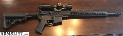 For Sale: Custom 3 gun AR - 5.56 - 480rds of ammo