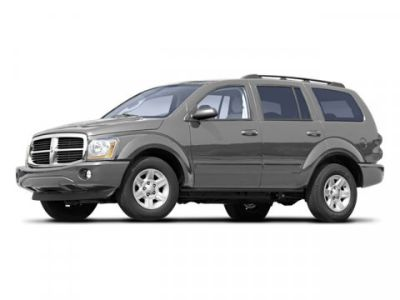 2008 Dodge Durango SLT (Mineral Gray Metallic)
