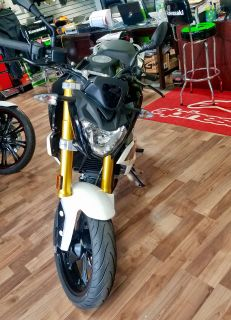 2018 BMW G 310 R Standard/Naked Motorcycles White Plains, NY
