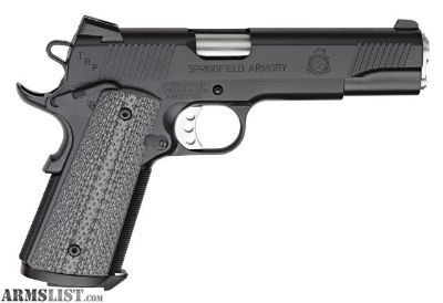 For Sale: Brand New Sprinfield Armory TRP 1911 w/ holster & mag pouch