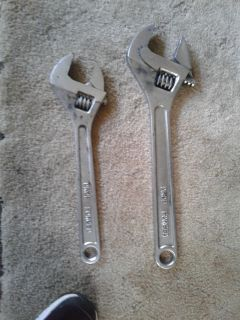 Drop forged wrenches