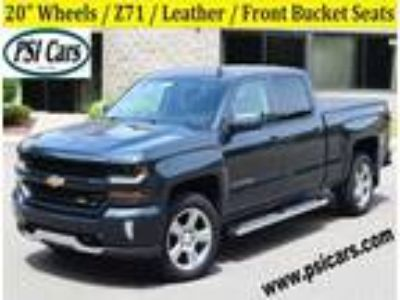used 2017 Chevrolet 1500 for sale.
