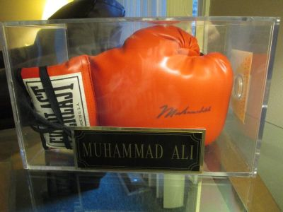 Ali Glove - Personal Collection - For Sale - And More Items