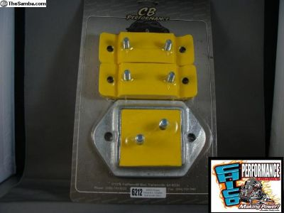 Rhino transmission mounts grey or yellow