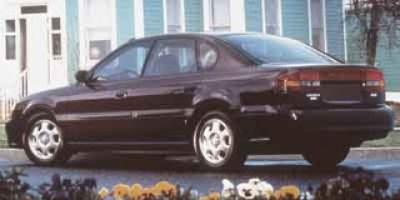 2002 Subaru Legacy L (Timberline Green Pearl)