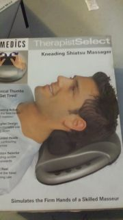 HOMEDICS KNEADING SHIATSU MASSAGER