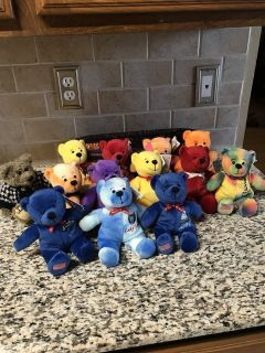 Collectible State Bears