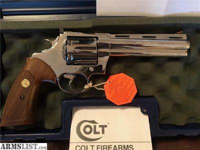 For Sale: Colt Anaconda, Stronger than the Python!