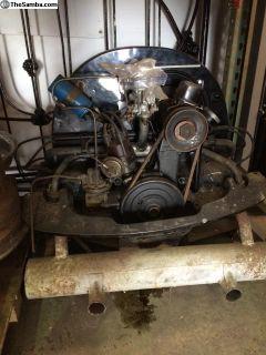 Nice clean turn key 36 horse motor.