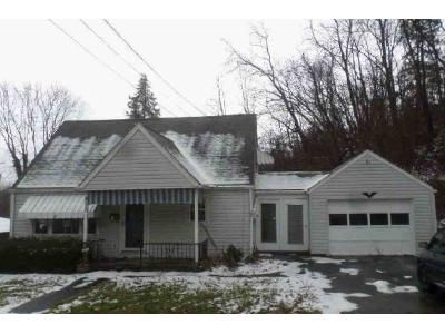 4 Bed 1 Bath Foreclosure Property in Rochester, PA 15074 - 5th St
