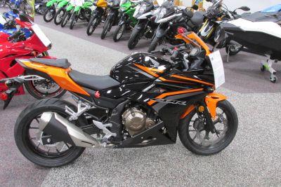 2017 Honda CBR500R Sport Motorcycles Springfield, OH