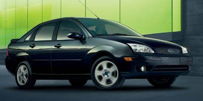 2006 Ford Focus ZX4 S (Not Given)