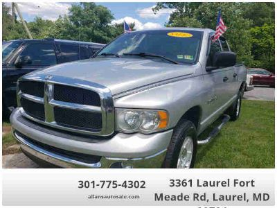 Used 2005 Dodge Ram 1500 Quad Cab for sale