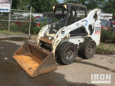 2010 Bobcat S175 Skid-Steer Loader
