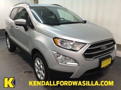 2018 Ford EcoSport SE 4WD (Moondust Silver Metallic)