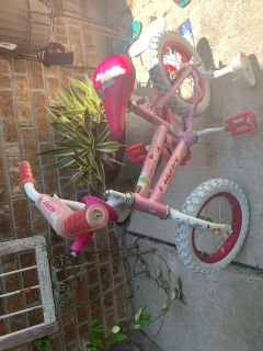$10 little girls bike Dove Crossing
