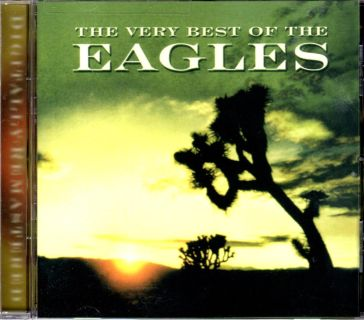 The Very Best of the Eagles CD Oct-2001