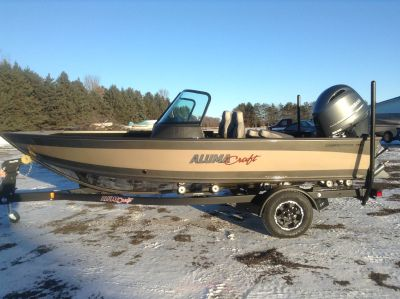 2019 Alumacraft COMP 175 SP Aluminum Fish Boats Hutchinson, MN