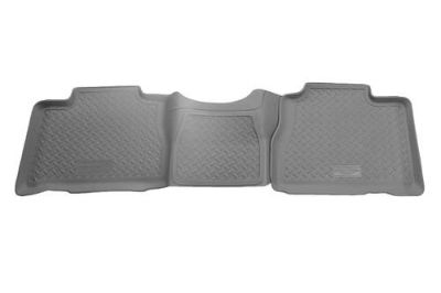 Sell Husky Liners 61422 07-10 Chevy Tahoe Gray Custom Floor Mats 2nd Row motorcycle in Winfield, Kansas, US, for US $91.95