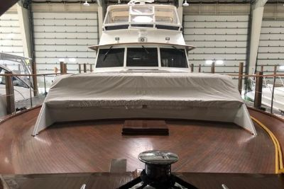 1974 Pacemaker MOTOR YACHT